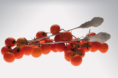 Baroque Skewers Tomato